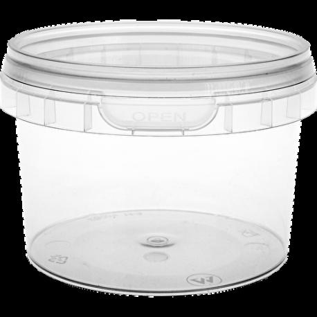 Pojemniki do jogurtu domowego - 4 szt.