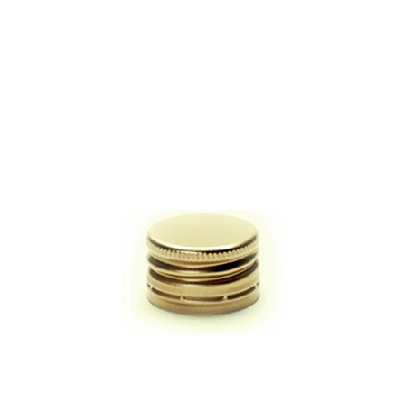 Gold Screw Cap
