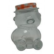 150 ml jar of teddy bear
