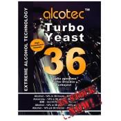Alcotec 36 Turbo Drożdże