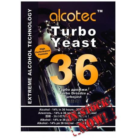 Alcotec 36 Turbo Yest