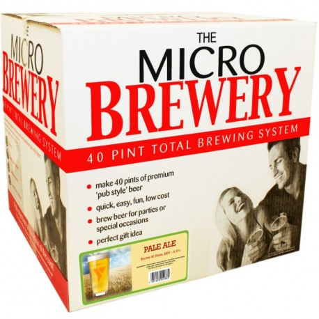 Micro Brewery Woodforde's System