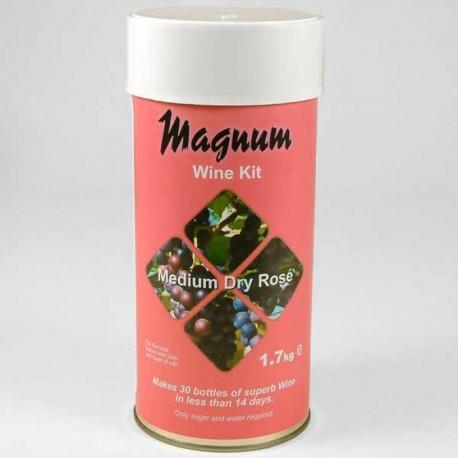 Magnum Dry Rose Wine Kit