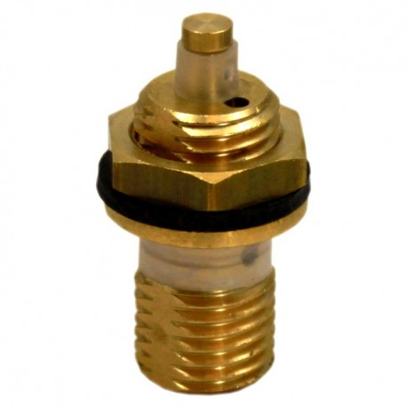 Young's STD CO2 Inlet / Outlet Valve (Brass)