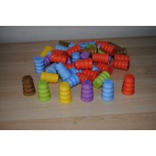 34x23x17mm Tapered Corks Bung Stopper