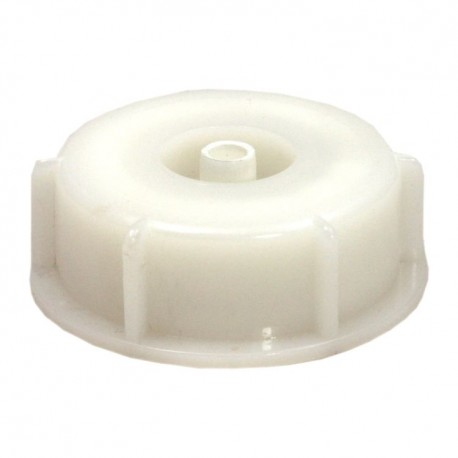 """2"""" Cap with a white rubber"""