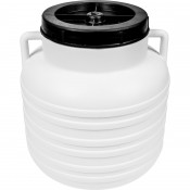 Barrel - white 10 L