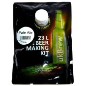 UKBrew Pale Ale - 1.6kg Home Brew Beer Kit 23L Beer Making Kit