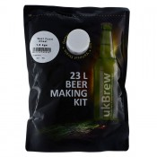 UKBrew West Coast Wheat - 1.6kg Home Brew Beer Kit 23L Beer Making Kit