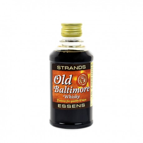 Strands Essence 250ml OLD BALTIMORE WHISKY for Alcohol 7.5L