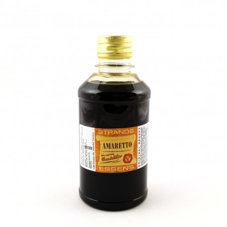 Strands Esencja 250ml - Amaretto zaprawka na 7.5L alkoholu