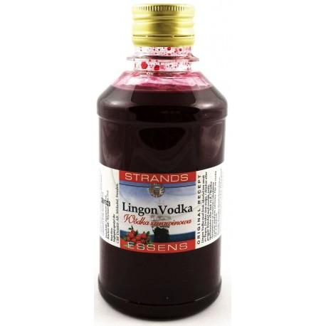 Strands Essence 250ml - Lingon Vodka - Cranberry for Alcohol 7.5L