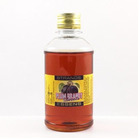Strands Essence 250ml - PLUM BRANDY SLIVOVITS for Alcohol 7.5L