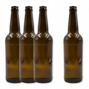 Beer brown bottle 500ml