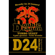 Double Dragon D24 Turbo Yeast BBE 02/2021