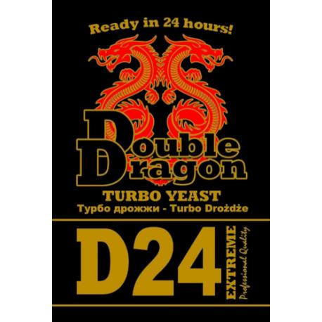 Double Dragon D24 Turbo Yeast
