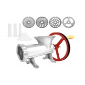 2in1 Meat Grinder & Stuffer - To Mince Food & Sausage Products