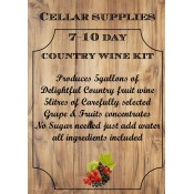 Cellar Supplies Blackberry