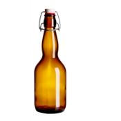 Glass Beer Bottles BIRRA  0.5 L