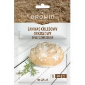 Zakwas chlebowy orkiszowy BBE 05.04.2021