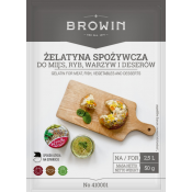 Food  grade pork Gelatin Browin 410001