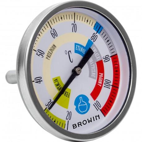 Termometr do destylacji analogowy