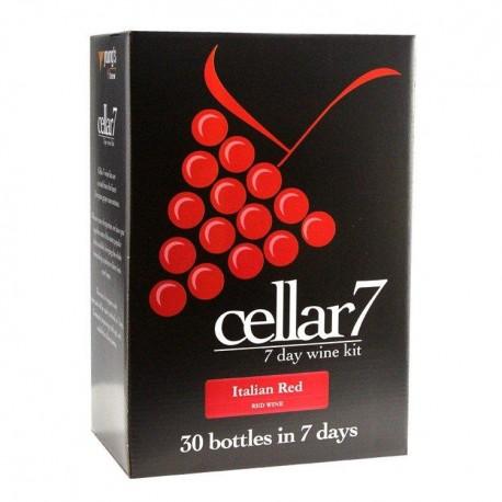 Cellar 7 Italian Red - Zestaw na 30 butelek