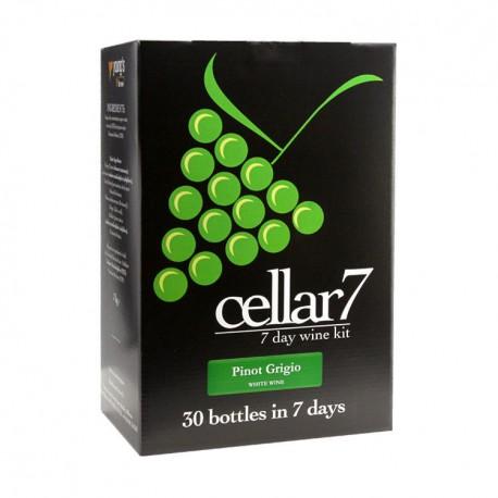 Cellar 7 Pinot Grigio - Zestaw na 30 butelek