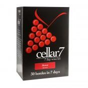 Cellar 7 Shiraz - Zestaw na 30 butelek
