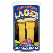GEORDIE  LAGER Beer Making Kit