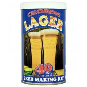 GEORDIE  LAGER Beer Making Kit