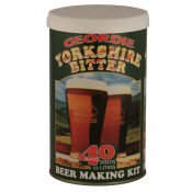 GEORDIE  Yorkshire Bitter Beer Making Kit