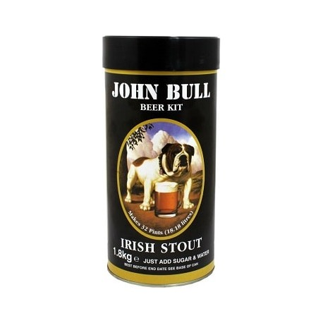 John Bull Irish Stout 1.8kg
