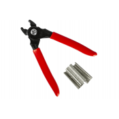 Cured meats Crimper SET  with 60 clips