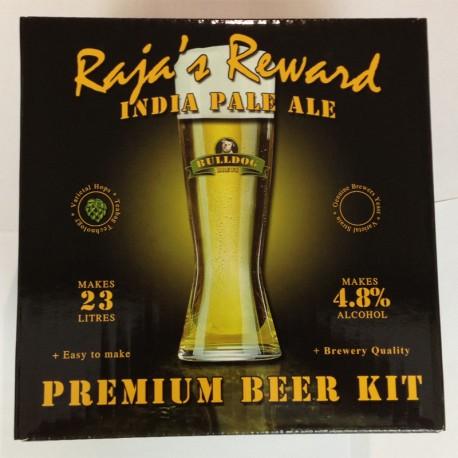 Bulldog Beer Kit - Raja's Reward India Pale Ale
