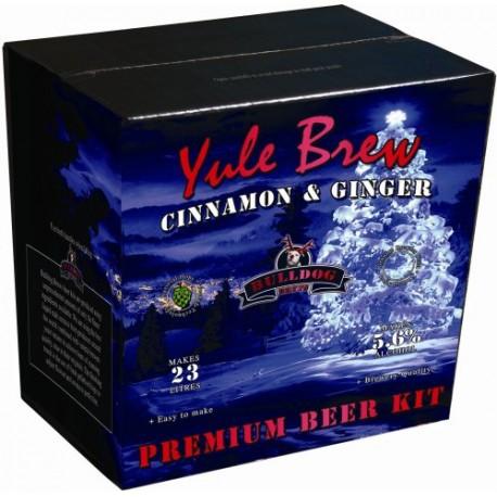 Bulldog Yule Cinnamon & Ginger Brew
