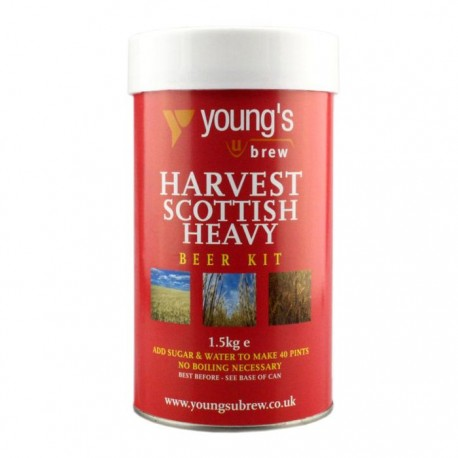 Young's Scottish Heavy Ale 40pt