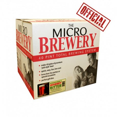 Amber Ale Micro Brewery System - A.A.A