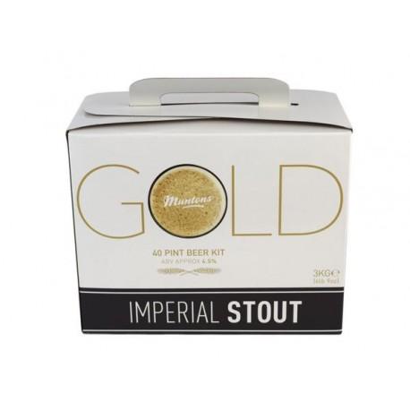 Muntons Gold Imperial Stout 3kg