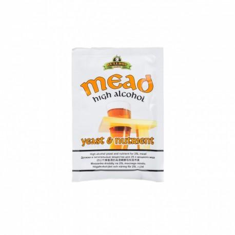 Mead  Yeast Bulldog