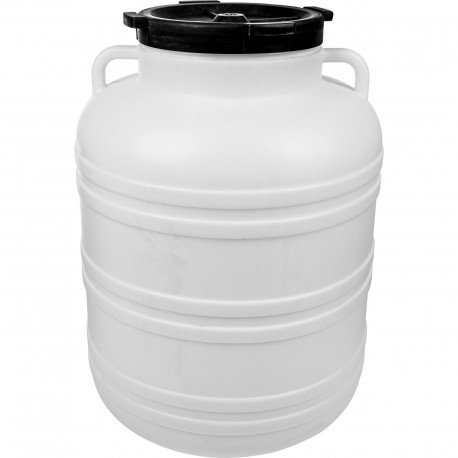 Barrel - white 10 L