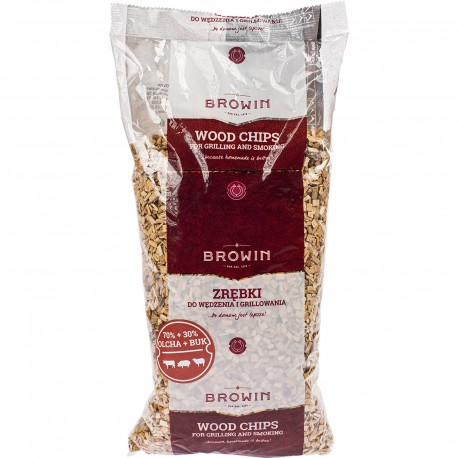 beech Wood chips for smoking and BBQ 450g