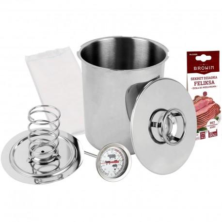 Set Ham cooker 1.5 kg,