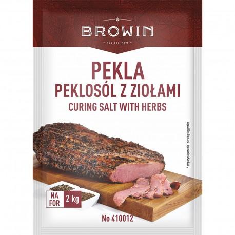 "Curing salt with herbs ""Pekla"""" 67g 410012"