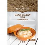 Zakwas chlebowy żytni z drożdżami i słodem - 23g 409421