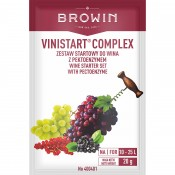 Vinistart  Complex Wine Fermentation Starter Mix   400401