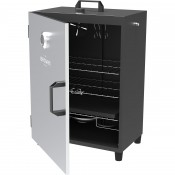 Automatic electric smoker with thermostat EU-PLUG