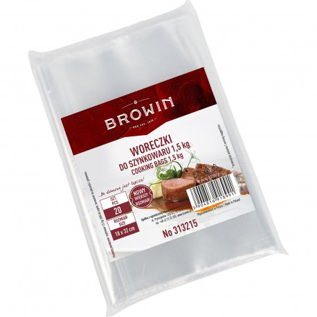 Cooking bags for 1,5kg press ham maker 313215