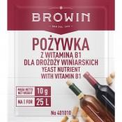 Wine yeast nutrient 10g 401010