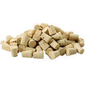 7 / 10 mm natural - tapered  - corks stoppers  RL0